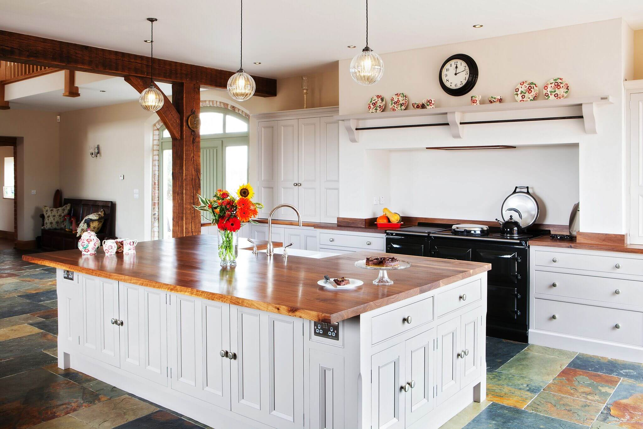 North Kyme Kitchen - Hill Farm Furniture