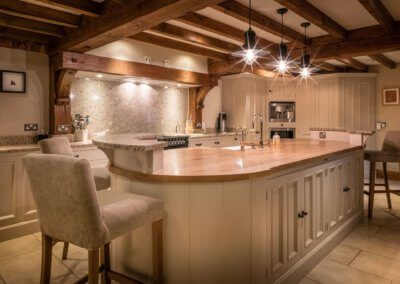 Nottinghamshire Barn Conversion - Kitchen by Hill Farm