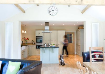 Cartledge Kitchen by Hill Farm