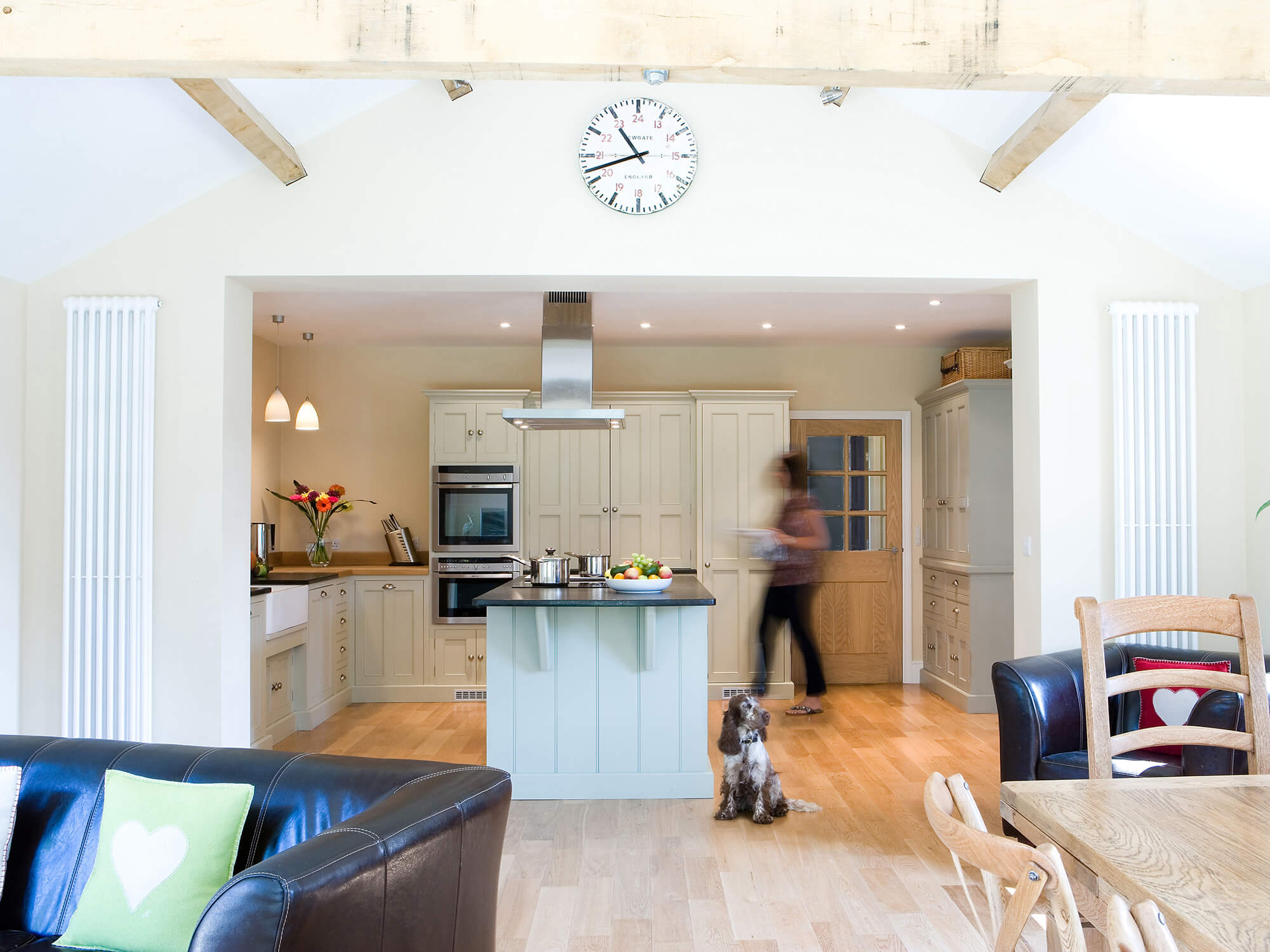 Cartledge Kitchen - Hill Farm Furniture