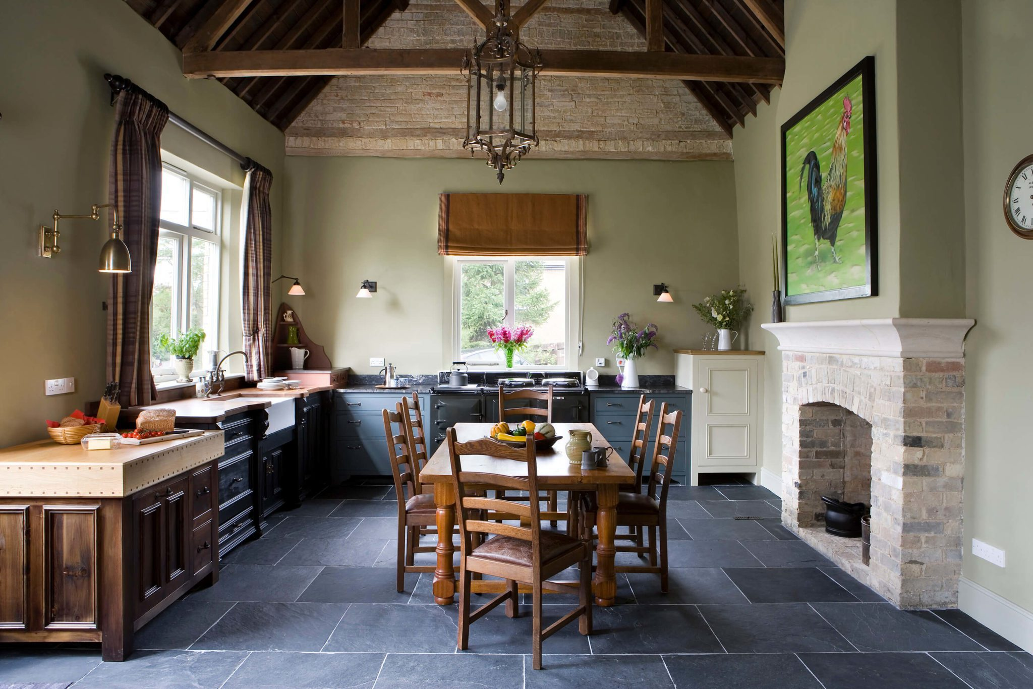 Sleight Holme Kitchen - Hill Farm Furnitures