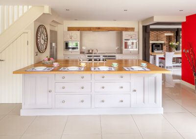 Aisby Fergusson Kitchen Furniture  by Hill Farm