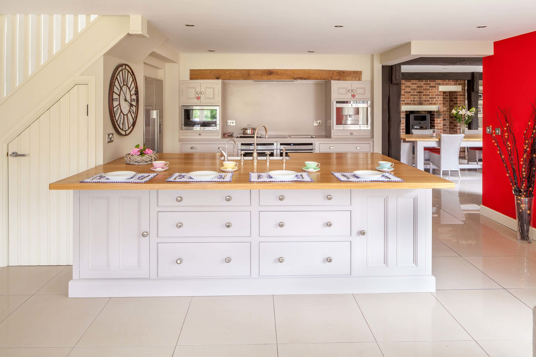 Handmade Kitchen Furniture by Hill Farm