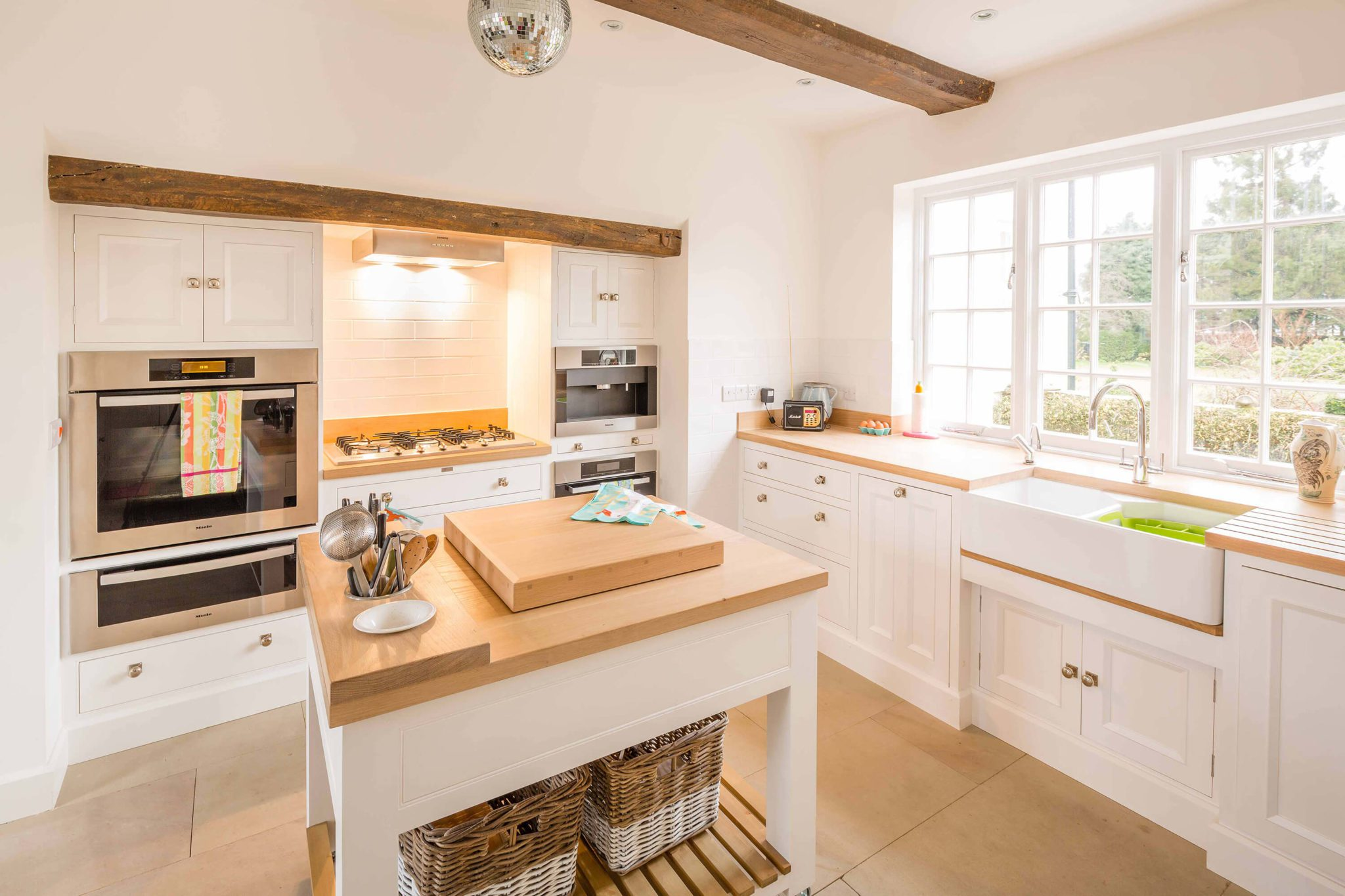 Church Kitchen , Nottinghamshire - Hill Farm Furniture