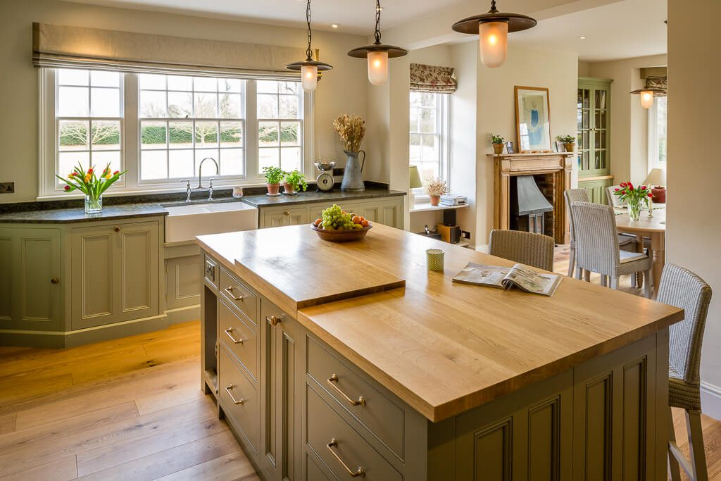 Fell Kitchen North Lincolnshire 2 - Hill Farm Furniture
