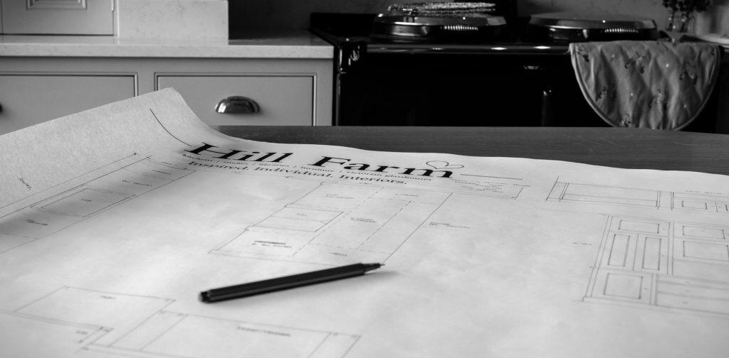 Hand Drawn Plans - Hill Farm Furniture