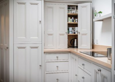 Lincolnshire Cottage Kitchen - Hill Farm Furniture