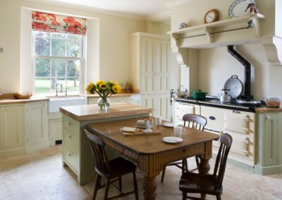 Farmhouse Kitchen - Hill Farm Furniture