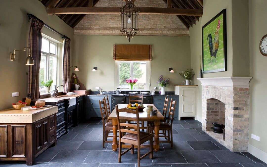 Trend Report: Rustic Charm is recover Modern Kitchens