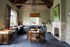 Freestanding kitchen furniture - Hill Farm Furniture