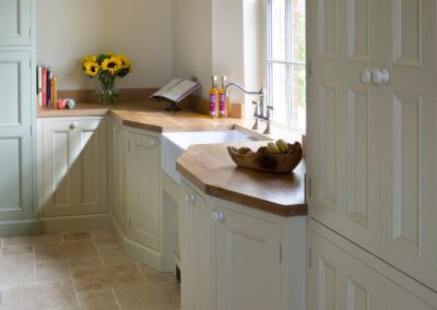 Bespoke Kitchen Furniture - Hill Farm Furniture