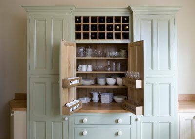 Casswell Kitchen Furniture  - Hill Farm Furniture
