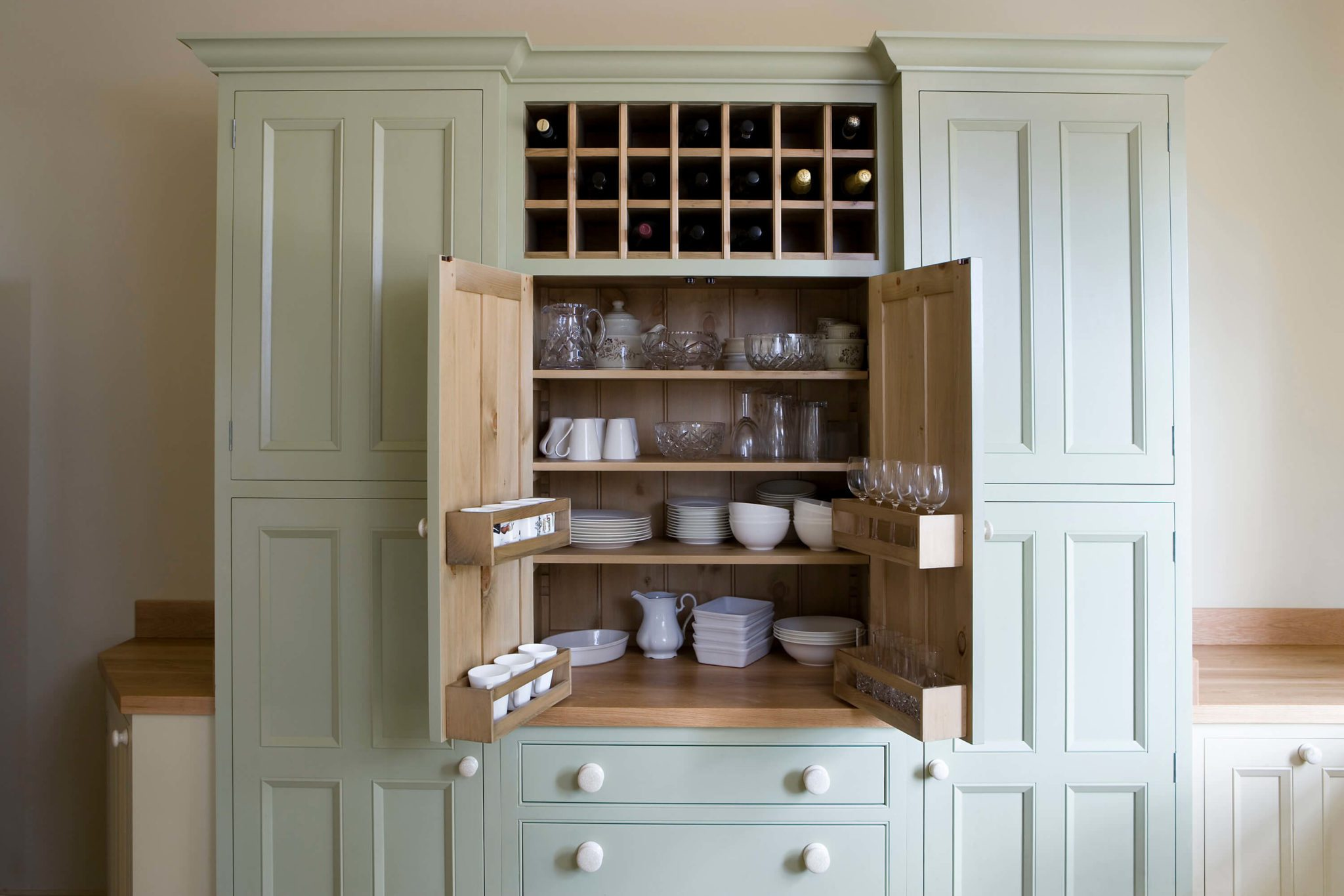 Furniture from bespoke luxury kitchen company - Hill Farm Furniture