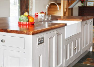 Cabinet White 1- Hill Farm Furniture