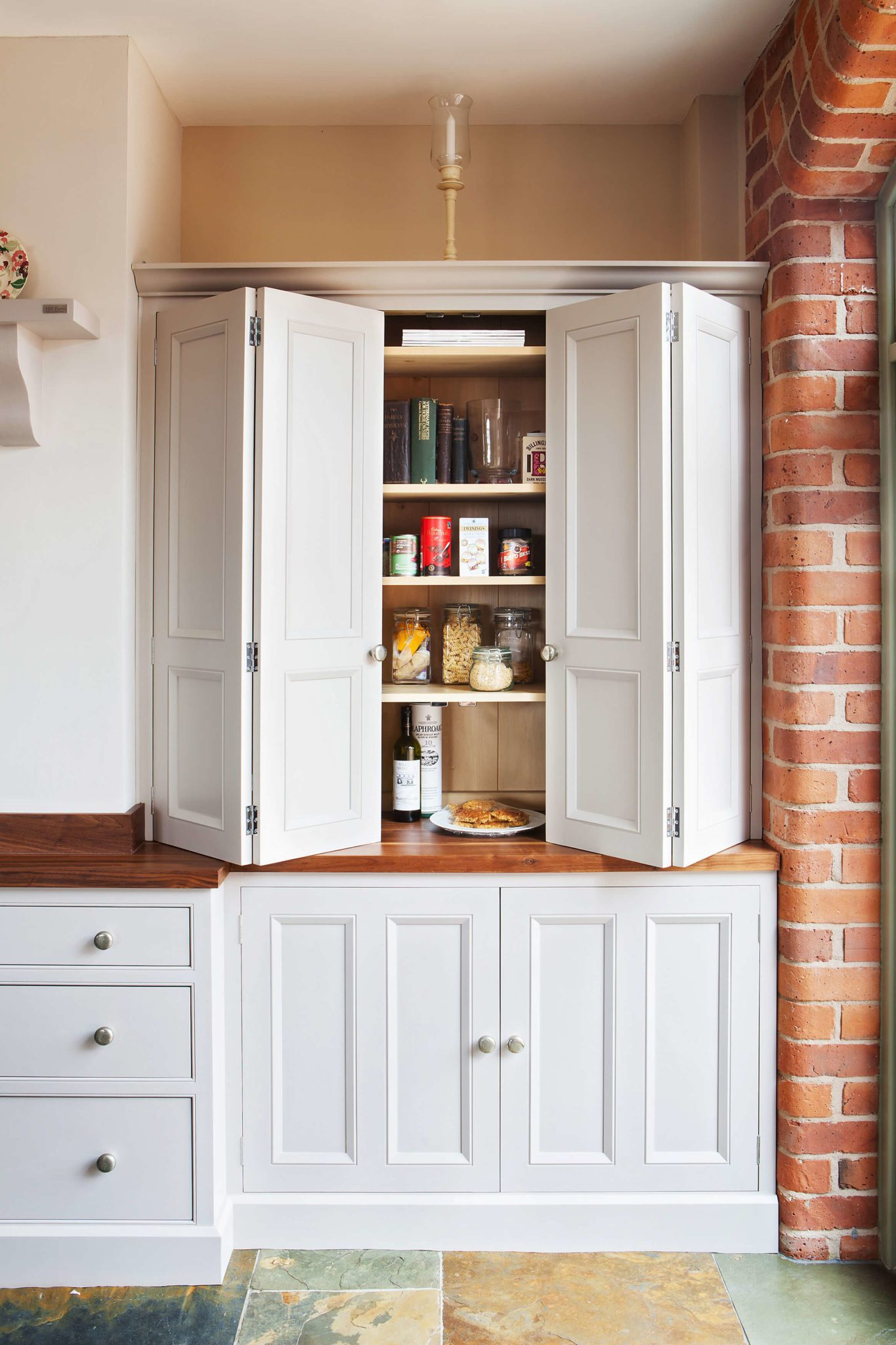 Cabinet White - Hill Farm Furniture