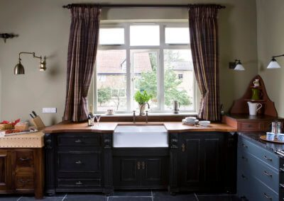 Old School House Kitchen Furniture - Hill Farm Furniture
