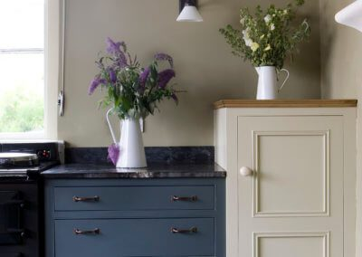 Bespoke Kitchen Cabinets - Hill Farm Furniture