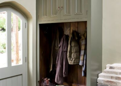 Bespoke Boot Room Furniture - Hill Farm Furniture