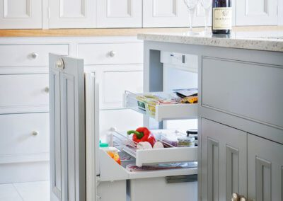 Georgian House Kitchen Furniture 4 - Hill Farm Furniture