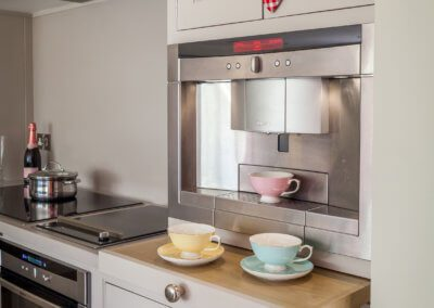 Integrated Coffee Machine Kitchen Furniture - Hill Farm Furniture