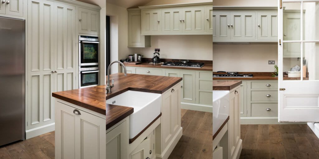 Hill Farm Kitchen in London - Hill Farm Furniture