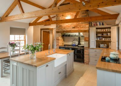 Bespoke Kitchen Island 3 - Hill Farm Furniture