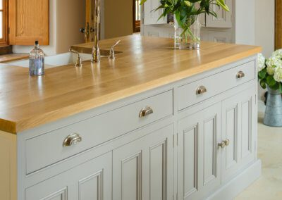 Luxury Kitchen Island -Hill Farm Furniture