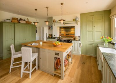 Fell Kitchen North Lincolnshire - Hill Farm Furniture