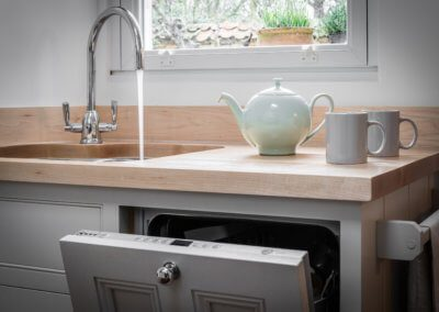Lincolnshire Cottage Kitchen 2 - Hill Farm Furniture