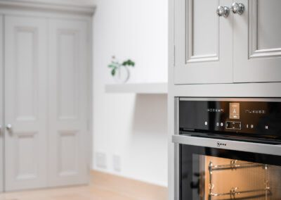 Lincolnshire Cottage Kitchen by Hill Farm