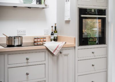 Lincolnshire Cottage Kitchen 7 - Hill Farm Furniture