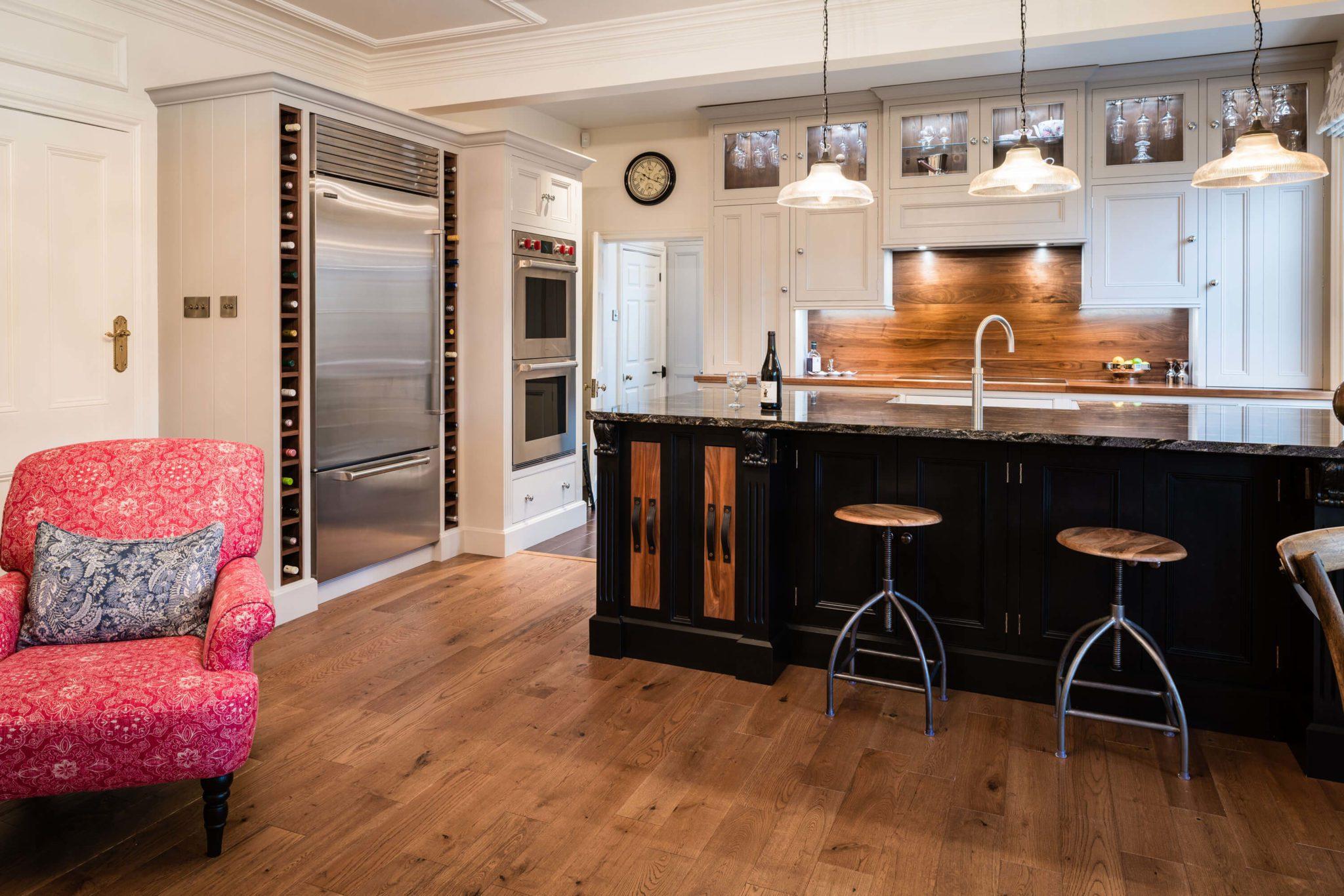 Kitchen Black 5 - Hill Farm Furniture