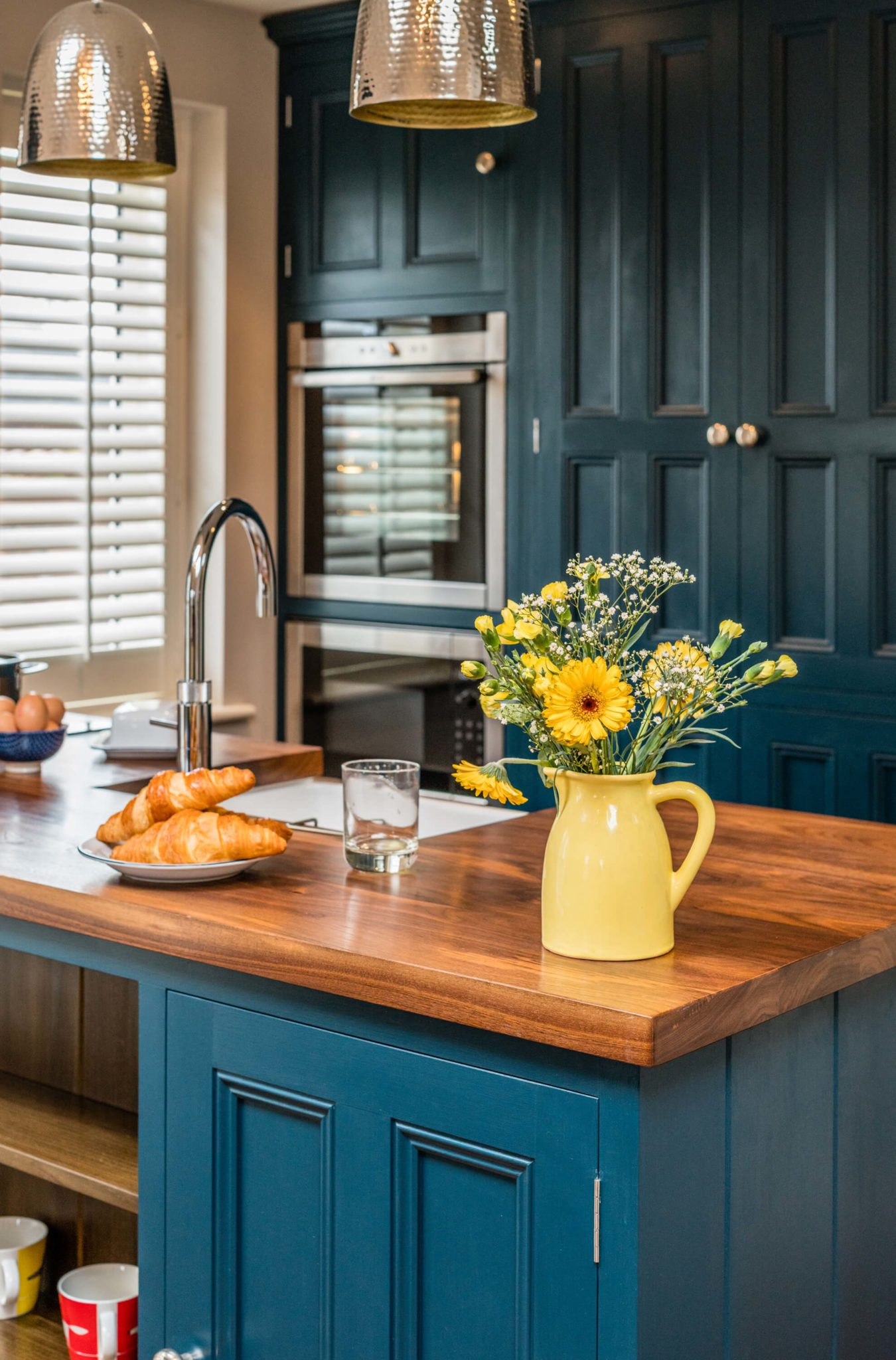 Kitchen Blue 4 - Hill Farm Furniture