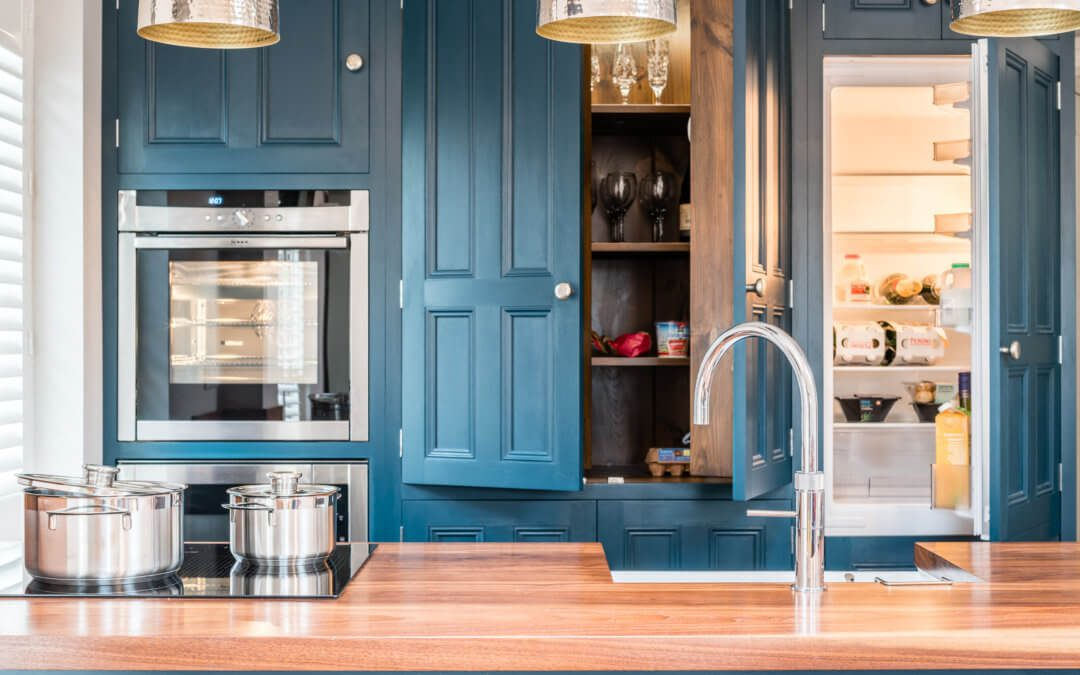 The Art of Kitchen Design