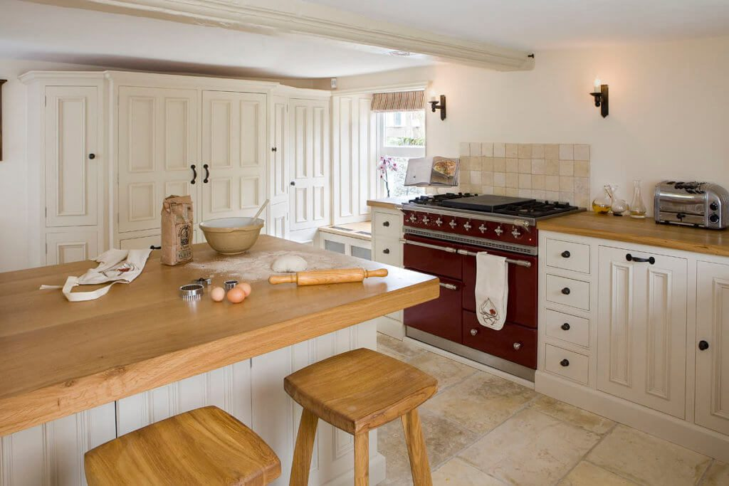 Bespoke luxury kitchen in a cosy cottage 4 - Hill Farm Furniture