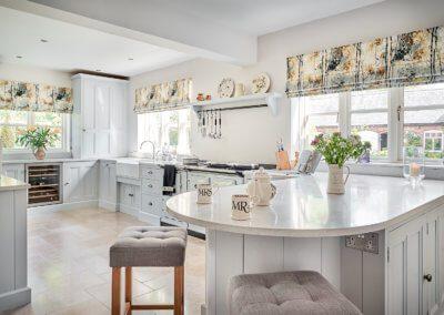 Kitchen White 35 - Hill Farm Furniture