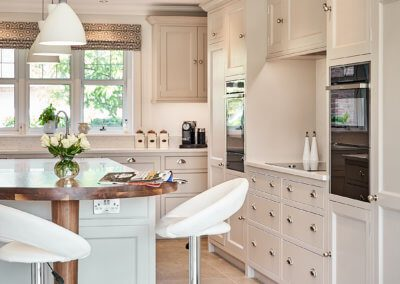 Kitchen White 28- Hill Farm Furniture