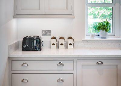 Kitchen White 26 - Hill Farm Furniture