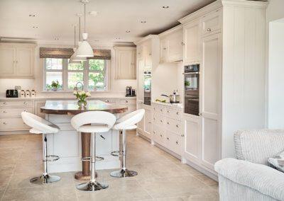 Kitchen White 24  - Hill Farm Furniture