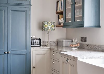 Kitchen Cabinet Display 2 - Hill Farm Furniture