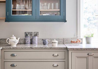 Kitchen Cabinet Display  - Hill Farm Furniture