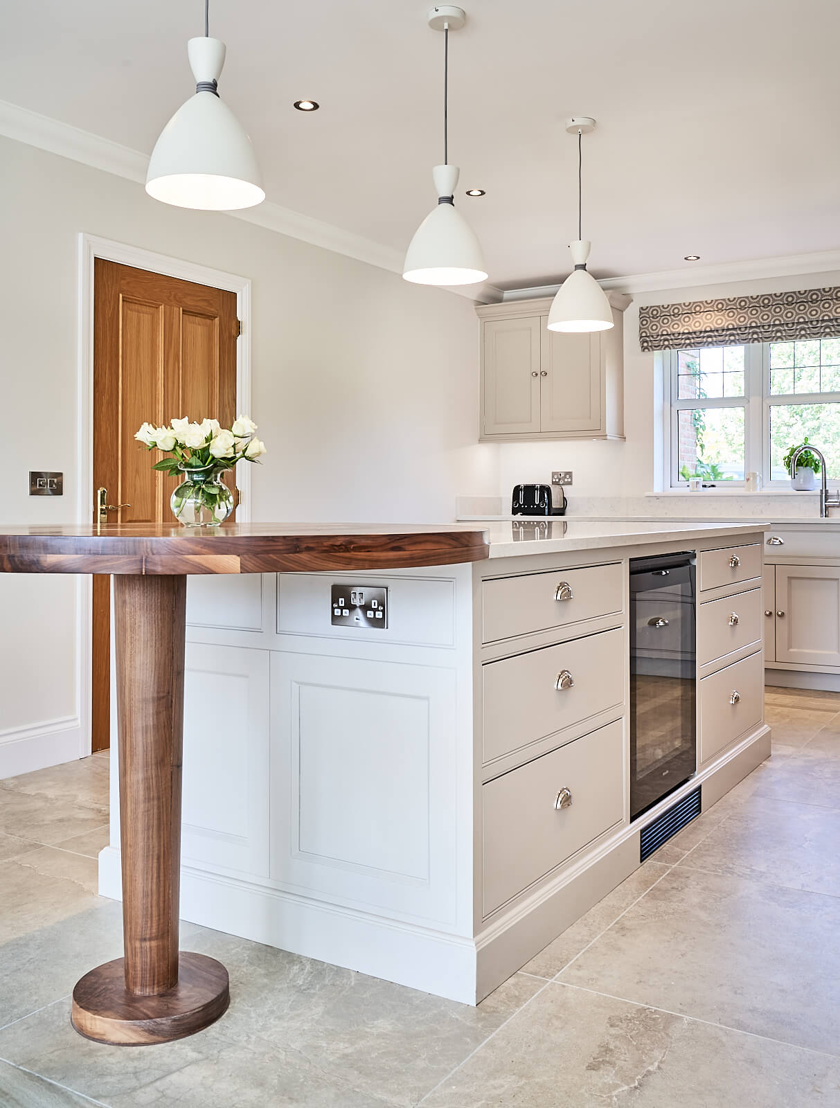 Kitchen White 17 - Hill Farm Furniture