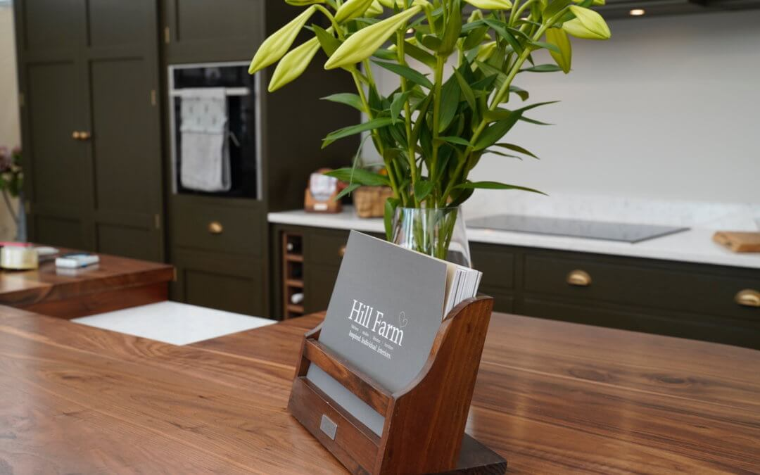Hill Farm favored as Houzz Kitchen of the Week