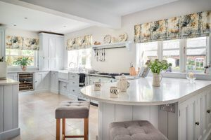 Kitchen White 7 - Hill Farm Furniture feng shui kitchen