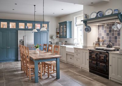 Thorpe Tilney Kitchen - Hill Farm Furniture
