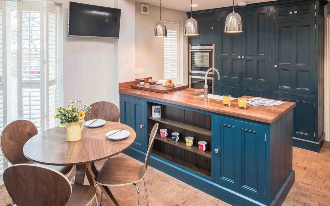 how to make the most out of your limited-kitchenspace - hill farm furniture