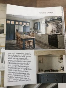 Hill Farm Furniture Period Living magazine