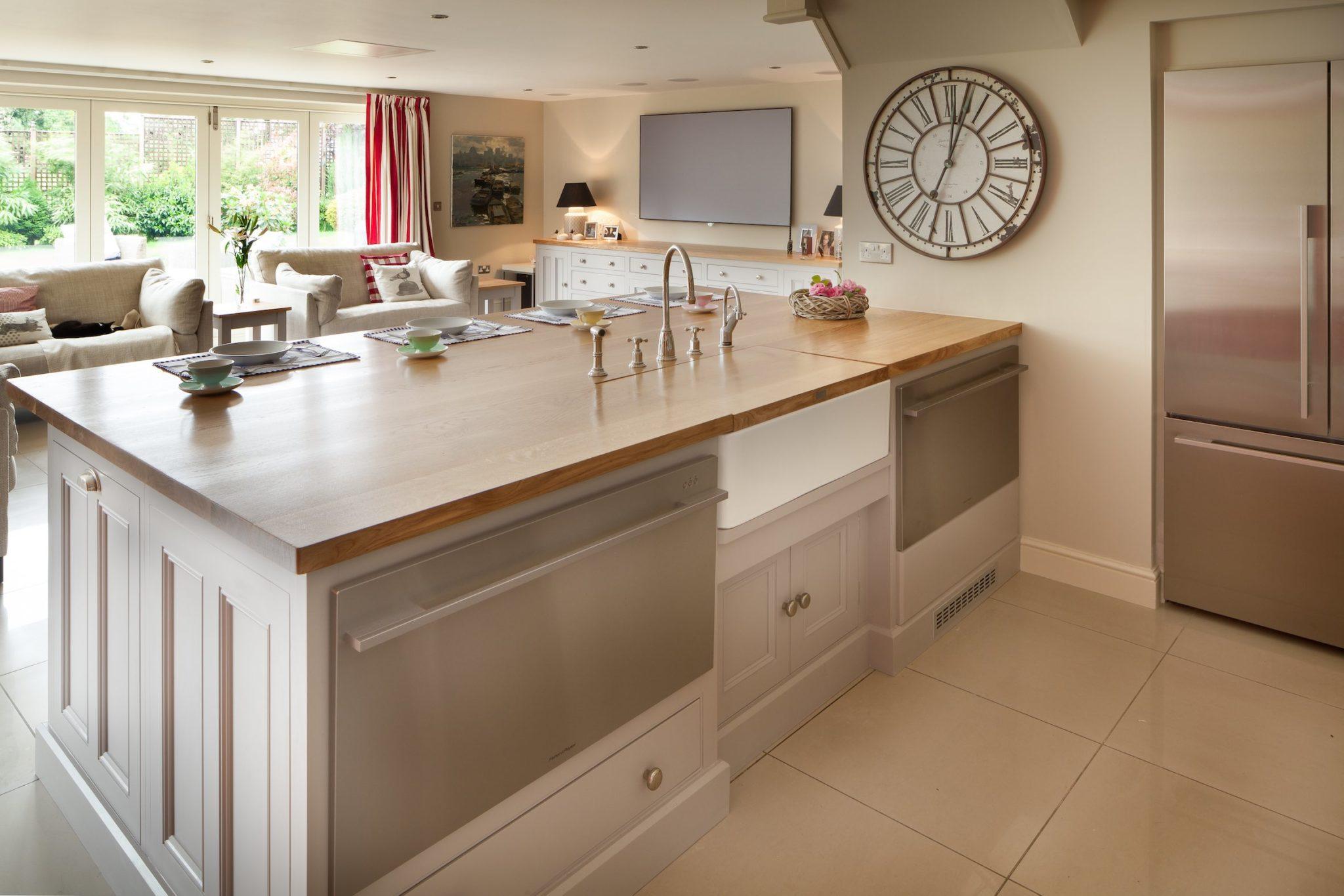 handmade kitchen cabinets