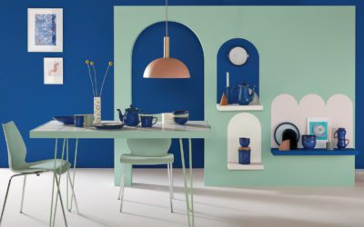 5 ways to incorporate Classic Blue into your kitchen