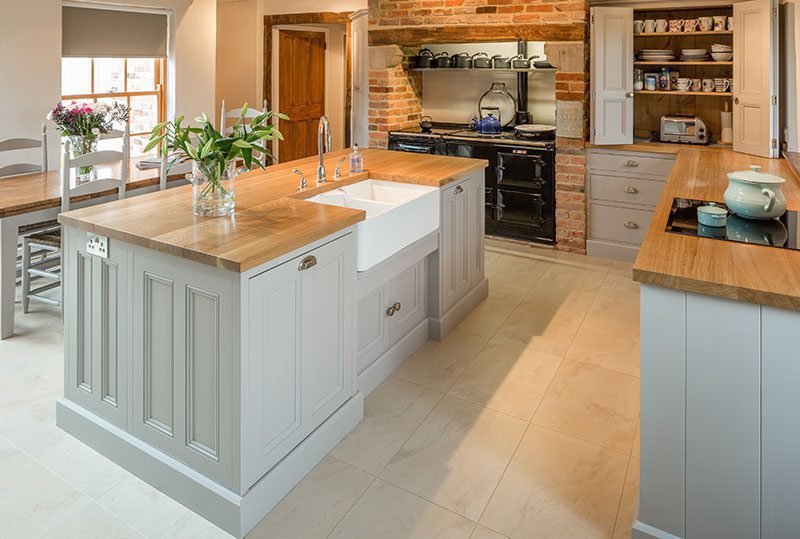 How can a bespoke island enhance your kitchen?
